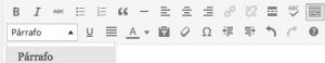 personalizar editor de WordPress