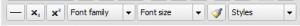 más botones en el editor de WP