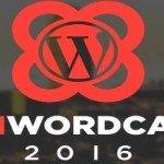 Jornadas sobre WordPress en WordCamp Barcelona 2016